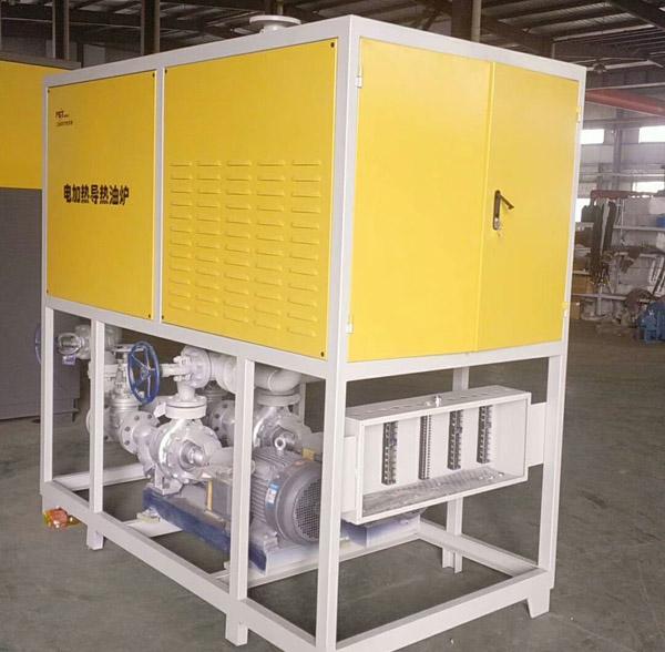 电磁导热油炉(有机热载体炉)